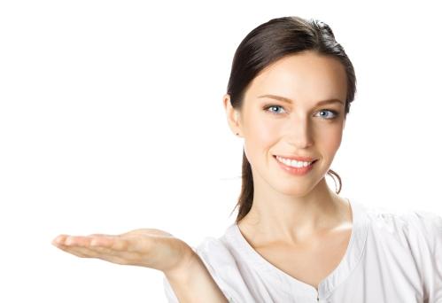 skin care routine model